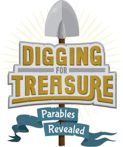 Diggiing for treasure